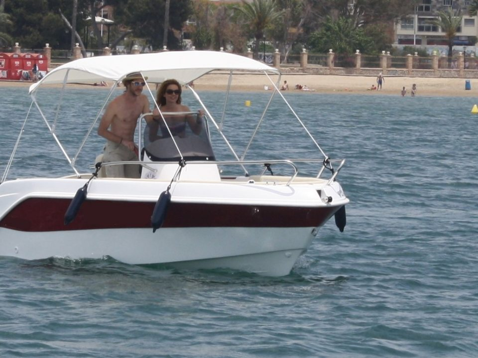 Barcos sin titulación