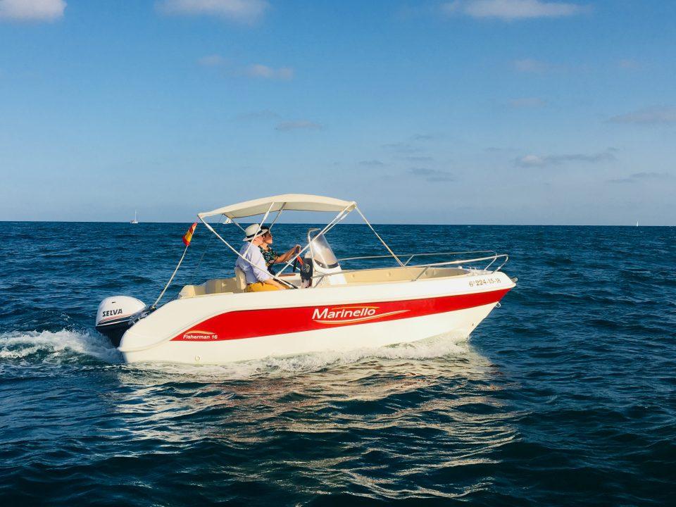 Barco sin Titulación